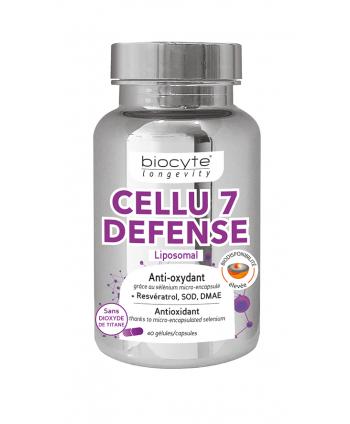 BIOCYTE CELLU 7 DEFENSE 40 CPS